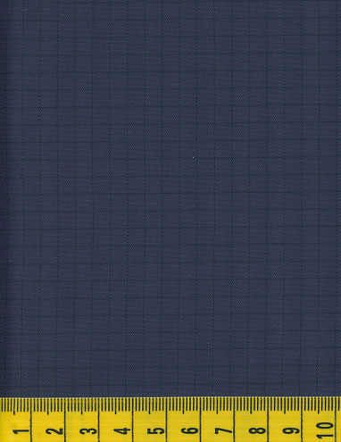 Antistatic Navy Fabric