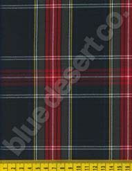 Plaid Fabric 265