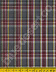 Plaid Fabric 525