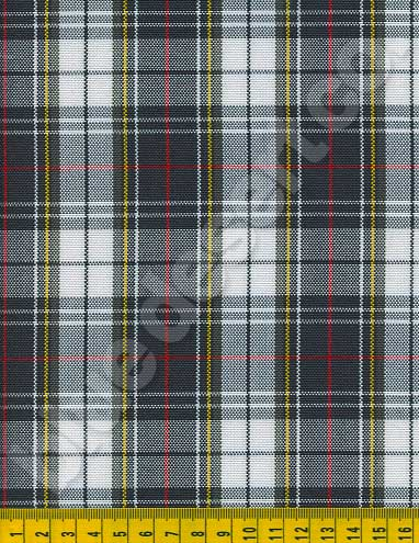 Plaid Fabric 526
