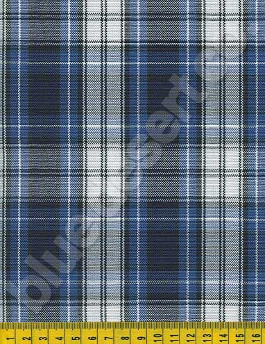 Plaid Fabric 572
