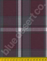 Plaid Fabric 574