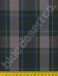 Plaid Fabric 602