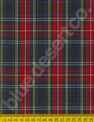 Plaid Fabric 611